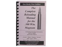 "Loadbooks USA ""300 Winchester Magnum"" Reloading Manual"