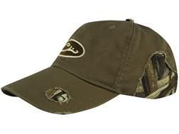 Drake Distressed Logo Cap Cotton