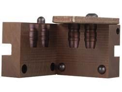 Saeco 2-Cavity Bullet Mold #418 41 Remington Magnum (411 Diameter) 220 Grain Semi-Wadcutter Bevel Base