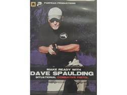 "Panteao ""Make Ready with Dave Spaulding:  Situational Combative Pistol"" DVD"
