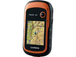 Garmin Etrex 20x Handheld GPS Unit Bundle