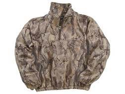 Natural Gear Men's Windproof Fleece 1/2 Zip Jacket Fleece Natural Gear Natural Camo XL 45-49