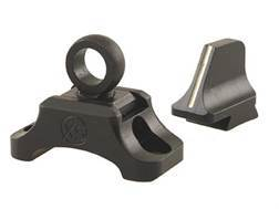 XS Ghost-Ring Hunting Sight Set Winchester 94 Trapper Angle-Eject with Post Dovetailed in Barrel Steel Matte