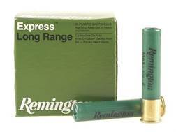 "Remington Express Extra Long Range Ammunition 410 Bore 2-1/2"" 1/2 oz #6 Shot Box of 25"