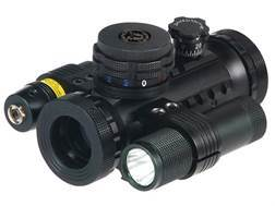 BSA Stealth Tactical Red Dot Sight 1x 20mm 5 MOA Red, Green and Blue Dot with Laser and Light Matte