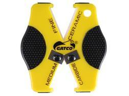 Gatco Double Duty Tungsten Carbide and Fine Ceramic Sharpener