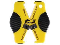 Gatco Double Duty Tungsten Carbide and Fine Ceramic Sharpener