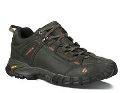"Vasque Mantra 2.0 4"" Hiking Shoes Leather Beluga and Rooibos Tea Men's"