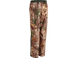 Under Armour Youth ColdGear Infrared Scent Control Pants Polyester Realtree Xtra Camo