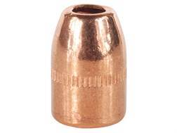HSM Custom Bullets 38 Special (357 Diameter) 125 Grain Plated Hollow Point Box of 500