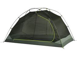 "Kelty TN 2 2 Person Dome Tent 83"" x 50"" x 42"" Polyester Lime Green"