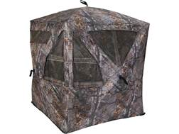 Ameristep Crush Silencer Ground Blind Polyester Realtree Xtra Camo