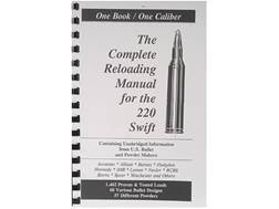 "Loadbooks USA ""220 Swift"" Reloading Manual"