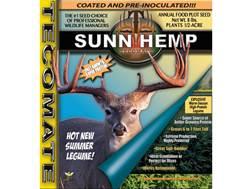 Tecomate Sunn Hemp Annual Food Plot Seed 8 lb