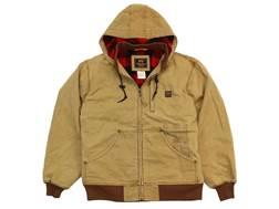 Walls Vintage Breckenridge Hooded Jacket Cotton Sanded Duck Vintage Pecan