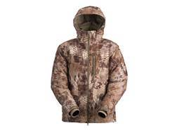 Kryptek Men's Aegis Extreme Waterproof Insulated Jacket Polyester Highlander Camo Medium 39-41