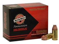 Black Hills Ammunition 380 ACP 60 Grain Xtreme Defense Lead-Free Box of 20