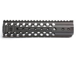 Wilson Combat Tactical Rail Interface Modular (T.R.I.M.) Free Float Tube Handguard Quad Rail AR-15 Mid Length Aluminum Matte