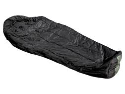 "Military Surplus MSS Intermediate -10 Degree Mummy Sleeping Bag 35"" x 87"" Nylon Black"
