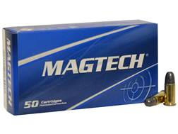 Magtech Sport Ammunition 38 Special Short 125 Grain Lead Round Nose Box of 50