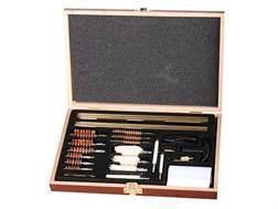 Winchester 35-Piece Deluxe Universal Gun Cleaning Kit in Wooden Case
