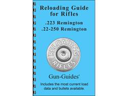 "Gun Guides Reloading Guide for Rifles "".223 Remington and .22-250 Remington"" Book"
