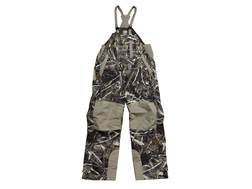 Browning Men's Dirty Bird Waterproof Insulated Bibs Polyester Realtree Max-5 Camo Medium 32-35 Waist
