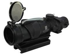 Trijicon ACOG TA31RCO BAC Rifle Scope 4x 32mm M150 Military Version Dual-Illuminated Chevron 223 Remington Reticle with TA51 Flattop Mount Matte