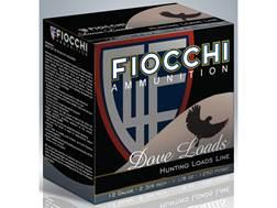 """Fiocchi Game & Target Ammunition 12 Gauge 2-3/4"""" 1-1/8 oz #8 Shot"""
