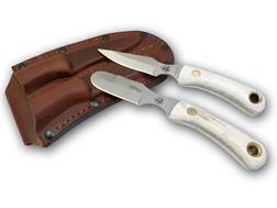Knives of Alaska Muskrat/Cub Bear Combination Fixed Blade Knife Set D2 Tool Steel Blades