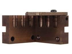 Saeco 3-Cavity Bullet Mold #358 38 Special, 357 Magnum (358 Diameter) 158 Grain Flat Nose
