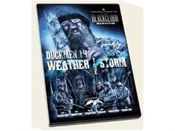 """Duck Commander Duckmen 14 """"Weather the Storm"""" Waterfowl Hunting DVD"""