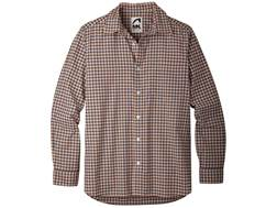 Mountain Khakis Men's Spalding Gingham Shirt Long Sleeve Synthetic Blend