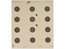 NRA Official USA Shooting Smallbore Rifle Targets USA-50 50' Paper Package of 100