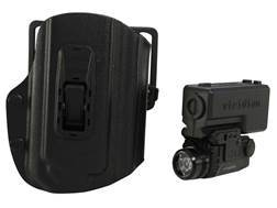 Viridian X5L Green Laser Sight 154 Lumen Tactical Flashlight with TacLoc ECR Holster for Springfield XD/XDM Black