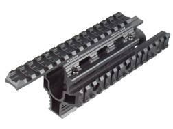 UTG Picatinny-Style Quad-Rail Mount Handguard Romanian AK-47 Matte