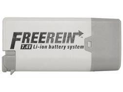 Flambeau 7.4 Volt Freerein Lithium Ion Silver Battery for Flambeau Heated Vest and Hand Warmer Muff