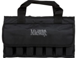 "MidwayUSA Tactical Pistol Case 14"" Black"