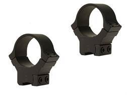 B-Square 30mm Air Sport Rings with Reversible Clamp to fit 9.5mm - 13.5mm Rails Medium Matte