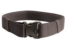 "BlackHawk Enhanced Military Web Belt 2-1/4"" with 3-Point Release Nylon  Web Black 44 to 49"""