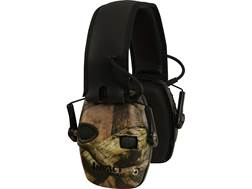 Howard Leight Impact Sport Electronic Earmuffs (NRR 22 dB) Mossy Oak Camo