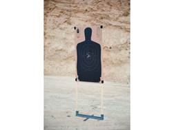 G Outdoors Folding Compact Target Stand Powder Coated Steel