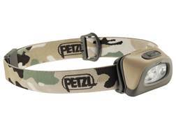 Petzl Tactikka RGB 140 Lumen LED Headlamp