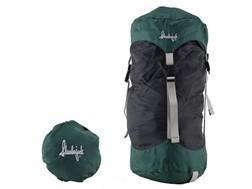 "Slumberjack Deluxe Compression Stuff Sack 9"" x 18"" Nylon Forest Green"