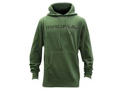 Magpul Pull-Over Hoodie Cotton and Polyester Blend Olive Heather Large
