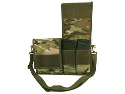 MidwayUSA 4 Magazine Pouch AR-15 and AK-47 Rifle Multicam