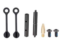 "KNS Hammer and Trigger Pin 2nd Generation, 2nd Modification Non Rotating AR-15 Small Pin .154"" Stainless Steel"