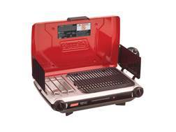 Coleman 2-Burner Propane Camp Stove and Grill Combo