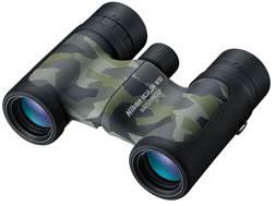 Nikon Aculon W10 Binocular 10X 21mm Roof Prism Camo
