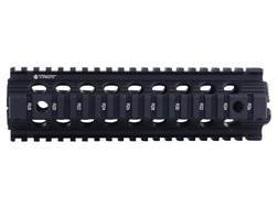 "Troy Industries 9"" MRF Drop-In Battle Rail 2-Piece Quad Rail Handguard AR-15 Mid Length"